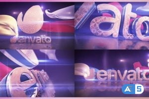 Videohive Flags Motion Intro 21928330