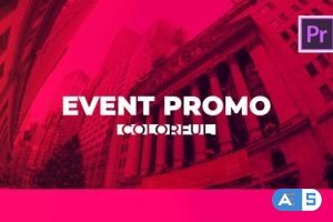 Videohive Colorful Event Promo 28027272