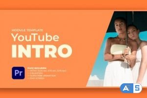 Videohive YouTube Intro Pack 28080813