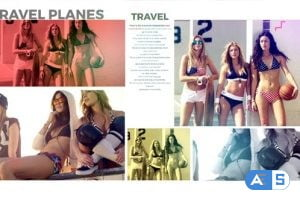 Videohive Travel in Summer 17968003
