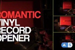 Videohive Romantic Vinyl Record Openers 23266798