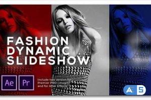 Videohive Slideshow Fashion Dynamic 28155067