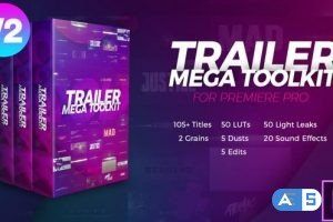 Videohive Trailer Mega Toolkit Premiere Pro v2 22305236