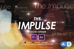 Videohive The Impulse | TV Show Opener 24246142
