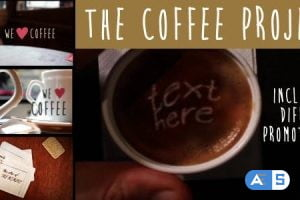 Videohive The Coffee Project 8032181