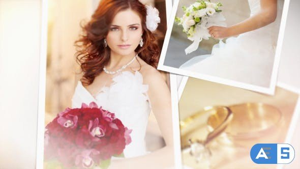 Videohive Wedding Photos 12804777