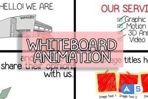 Videohive Whiteboard Animated Company Presentation 4120250