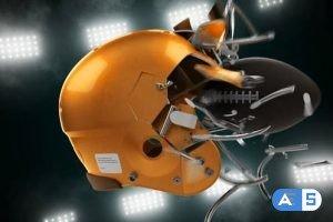 Videohive American Football Logo 24779902