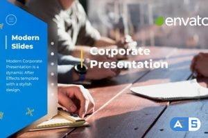 Videohive Modern Corporate Presentation 23709777