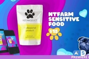 Videohive Pet Products Promo for Premiere 27954016