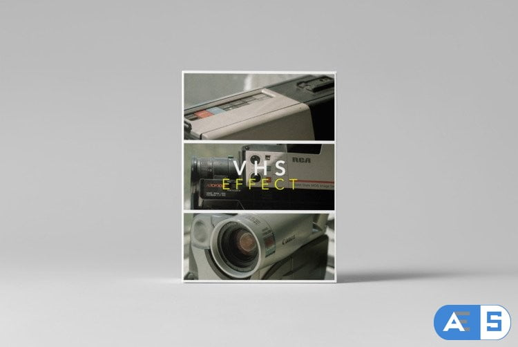 VHS EFFECT – TROPIC COLOUR
