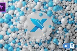 Videohive Balls Logo Reveal 3D 27620734