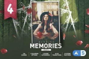 Videohive Slideshow Memories 26278700