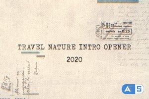 Videohive Travel Nature Intro Opener 28280056