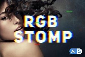 Videohive RGB STOMP 19977236