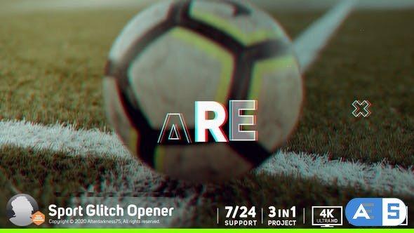 Videohive Sport Soccer Promo 28379337