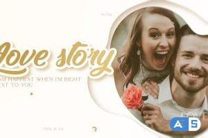 Videohive Love Story – Romantic Slideshow 23240666