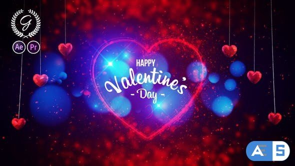 Videohive Valentines Day Opener 23093439