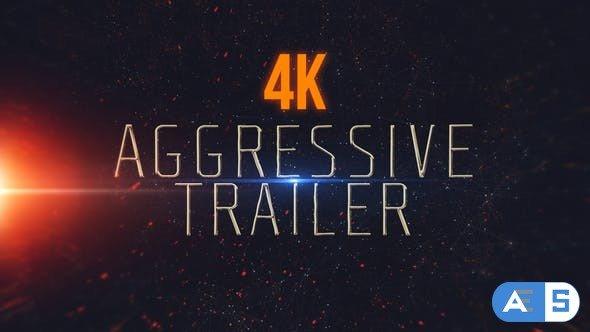 Videohive Aggressive Trailer 21803391