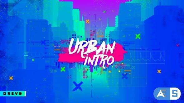 Videohive Urban Opener 28529065