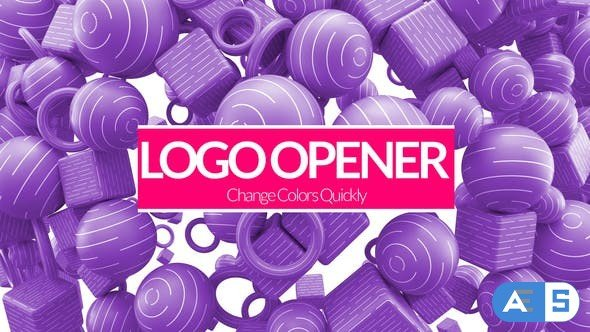 Videohive Logo Opener 28424096