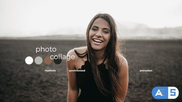 Videohive Collage Promo – Photo Collage 22589352