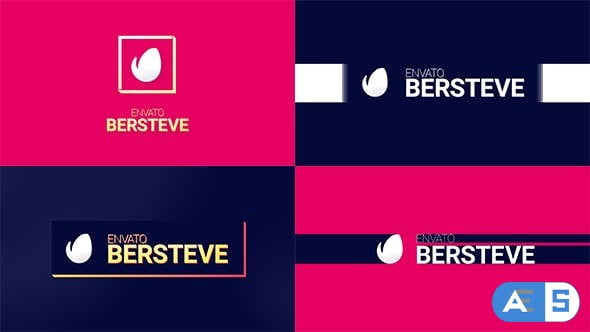 Videohive Logo Transitions 21463234