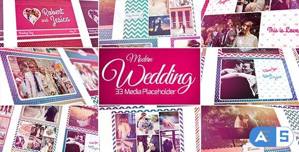 Videohive Wedding 19977448