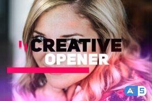 Videohive Creative Opener 19827348