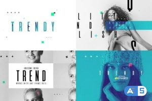 Videohive Modern Trendy Fashion Opener 25174917