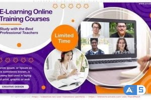 Videohive E-Learning Online Training Courses 28376883