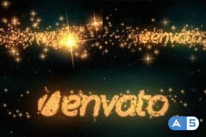 Videohive Logo & Text Intro – Glitters 5328024
