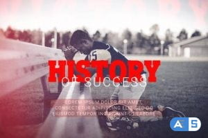 Videohive History of Success – Motivation Promo 28425803