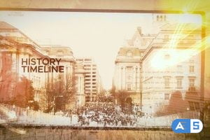 Videohive History Timeline 21235629