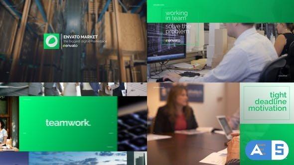 Videohive Corporate 22087954