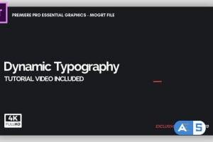 Videohive Dynamic Minimalism – Essential Graphics | Mogrt 21637324