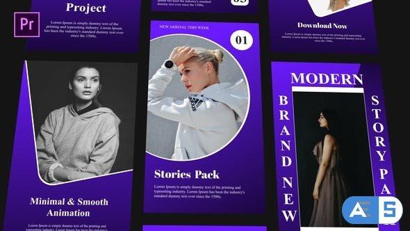 Videohive Instagram Stories Pack v4 28428490