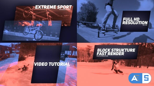 Videohive Action Sport – Sport Opener 14454560