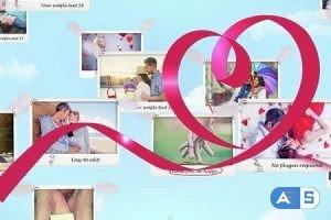 Videohive Valentine's Day Slideshow 15235240