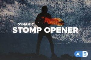 Videohive Dynamic Stomp Opener 23331510