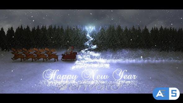 Videohive Christmas Greetings 6110754