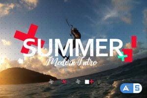 Videohive Modern Summer Opener 23689987