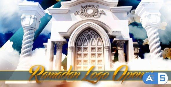 Videohive Ramadan Logo Opener 8129335