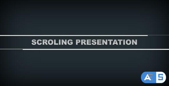 Videohive Scroling Presentation 409399
