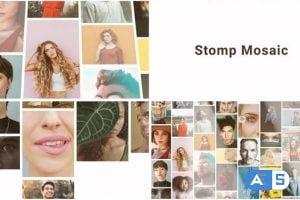 Videohive Mosaic Stomp Multi Photo Logo 28401012