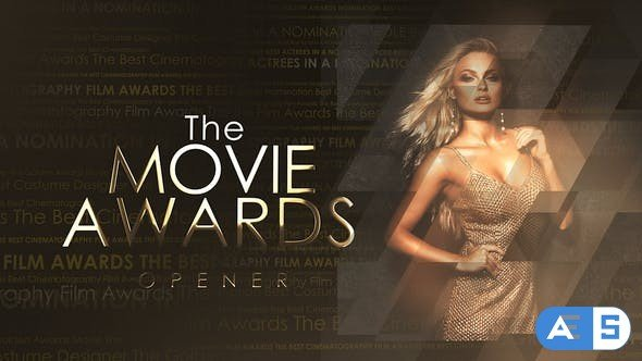 Videohive The Movie Awards Opener 28382368