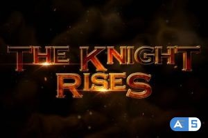 Videohive The Knight Rises – Cinematic Trailer 3345066