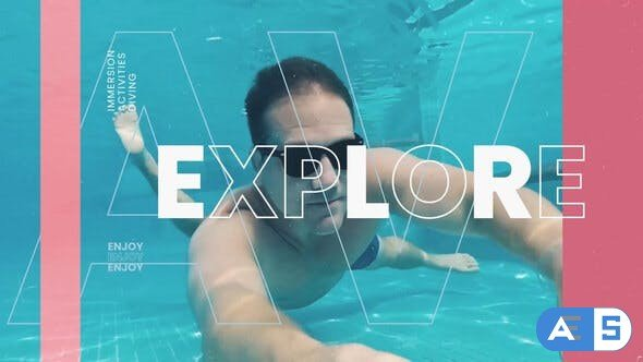 Videohive Summer Travel Opener 28410185