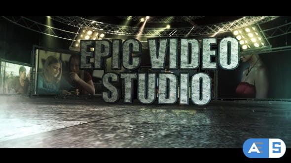 Videohive Epic Video Studio 12776964