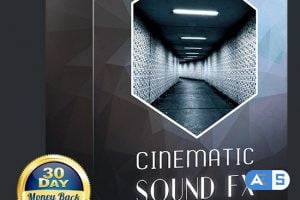 Ghosthack Sounds Cinematic Sound FX 2 WAV-DISCOVER